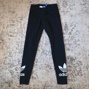 Adidas black legging